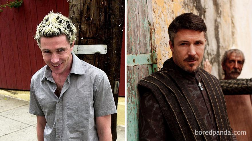 El increible antes y despues de los actores de Juego de Tronos 14