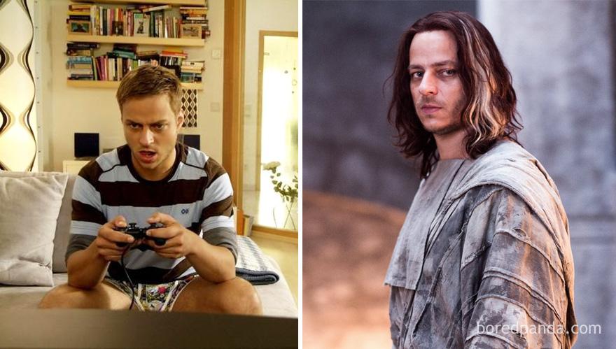 El increible antes y despues de los actores de Juego de Tronos 17