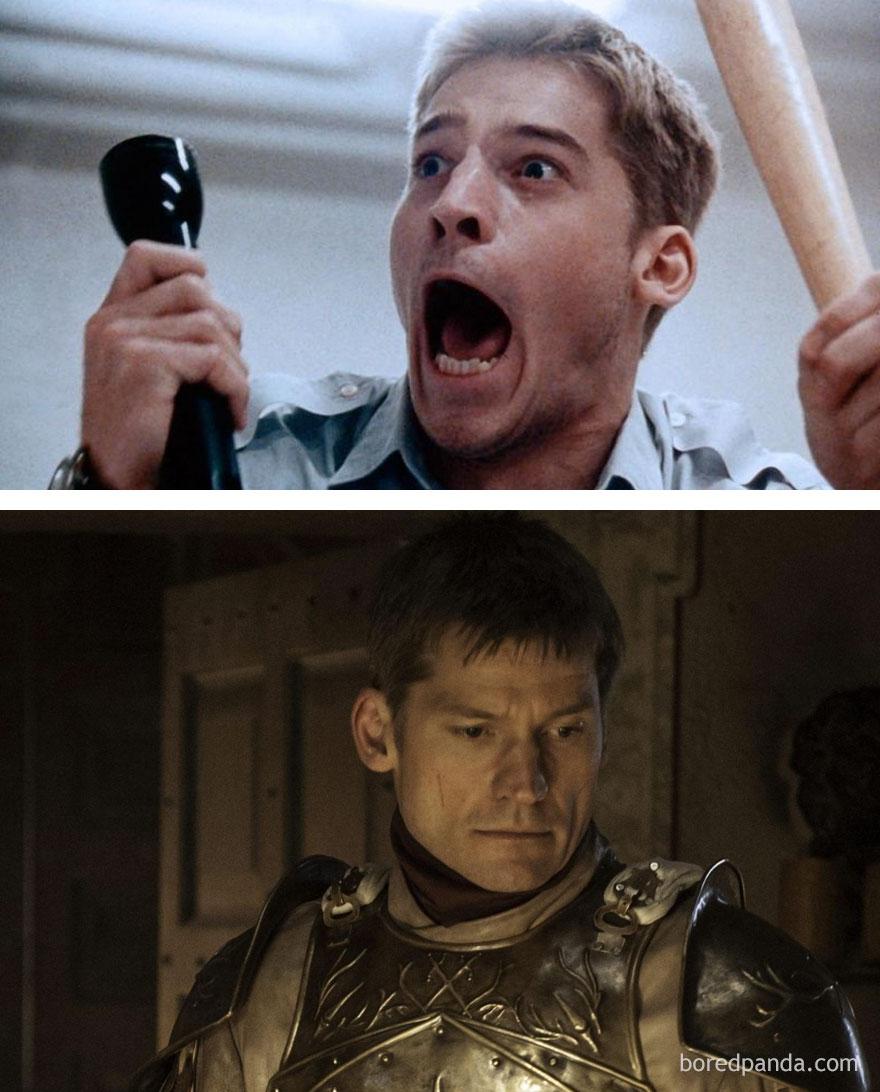 El increible antes y despues de los actores de Juego de Tronos 21