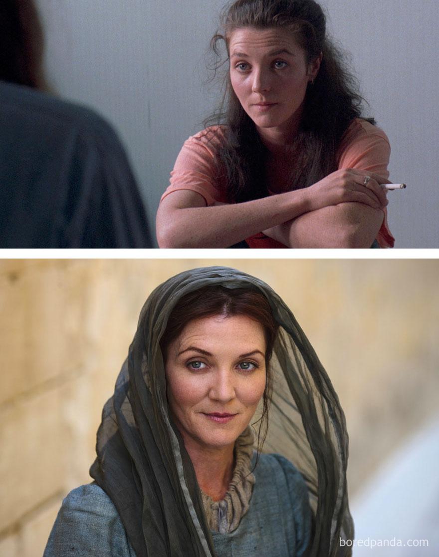 El increible antes y despues de los actores de Juego de Tronos 22