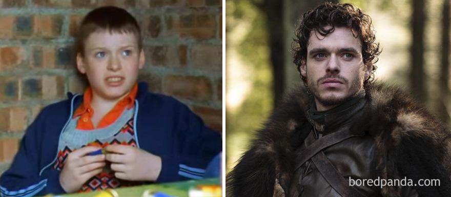 El increible antes y despues de los actores de Juego de Tronos 25