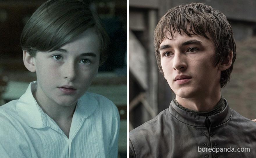 El increible antes y despues de los actores de Juego de Tronos 26