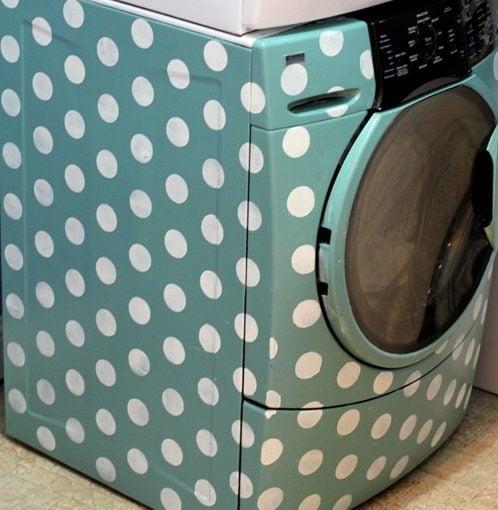 Utiliza la lavadora pero no sólo para lavar la ropa... Nunca imaginé que podía utilizarse de esta manera