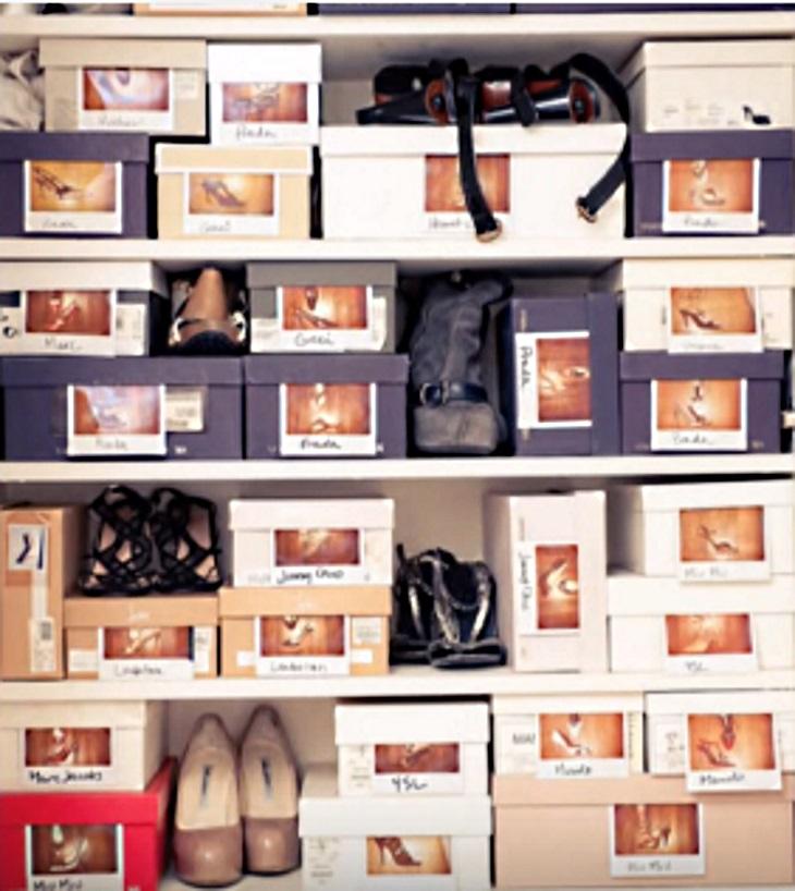 Sencillos consejos para tener tu armario perfectamente ordenado 08