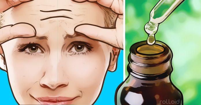 aceites naturales no envejecer arrugas
