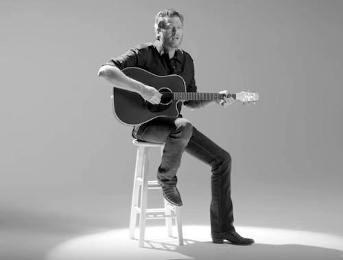 """La nueva canción """"Savior's Shadow"""" de Blake Shelton te hará emocionarte"""