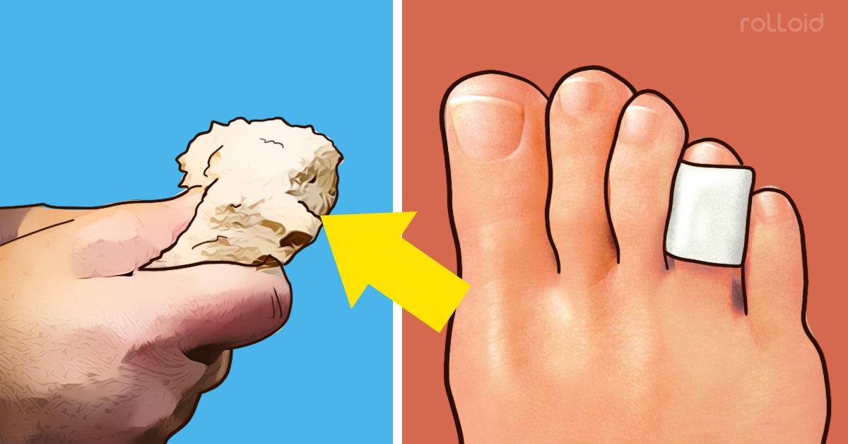 Como quitar los callos de los pies rápido