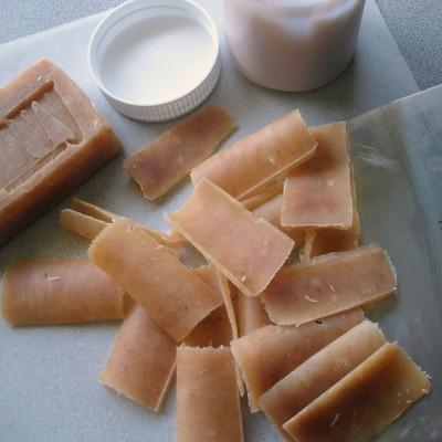 Cosas que nunca habrías pensado que puedes hacer con una pastilla de jabón 04