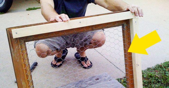 crear jardin vertical con marco de cuadro banner