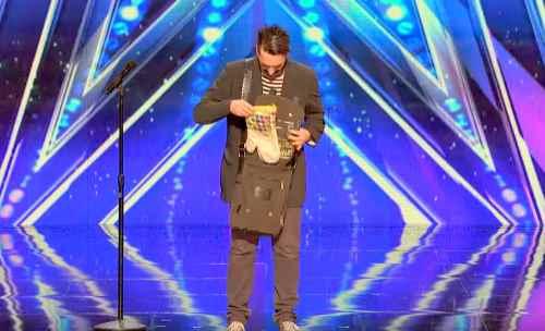 Extraña actuación en America's Got Talent deja al público sin palabras