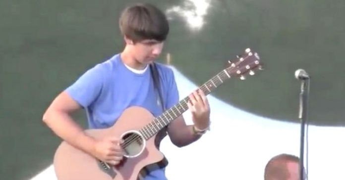 acoustic shred