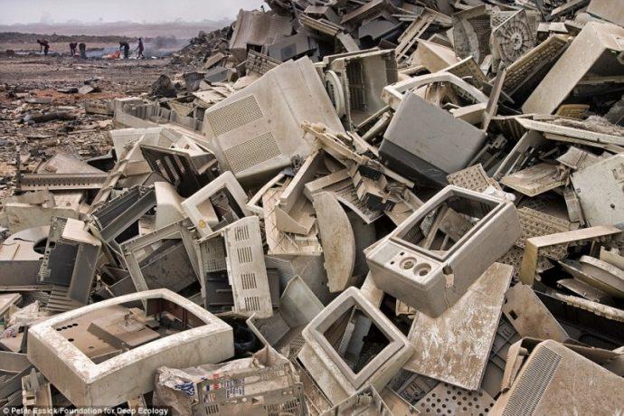 30 Imágenes que muestran el desastre que está por llegar