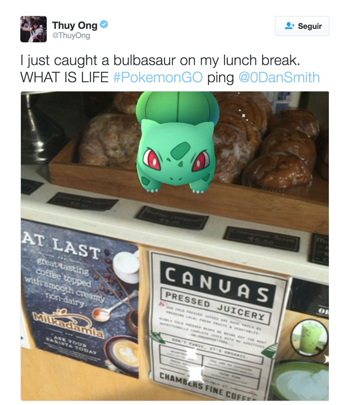 Pokemon Go ya se ha adueñado de la vida de millones de personas, y tú ¿a qué esperas?