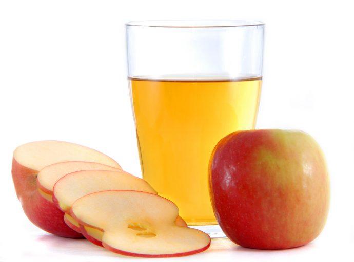 Te mostramos los efectos del vinagre de manzana en tu piel
