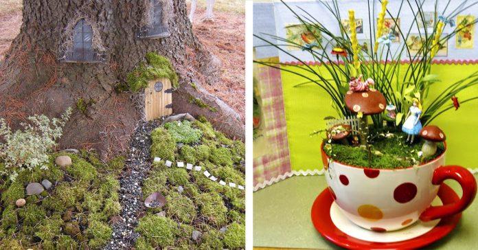 10 adorables ideas para tu jardin que te haran sentir como un nino otra vez banner