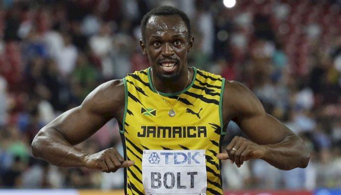 11 Datos sorprendentes sobre Usain Bolt, el hombre más rápido del mundo