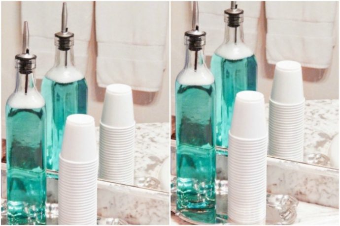 19 Fantásticas Ideas para mantener tu cuarto de baño perfectamente ordenado