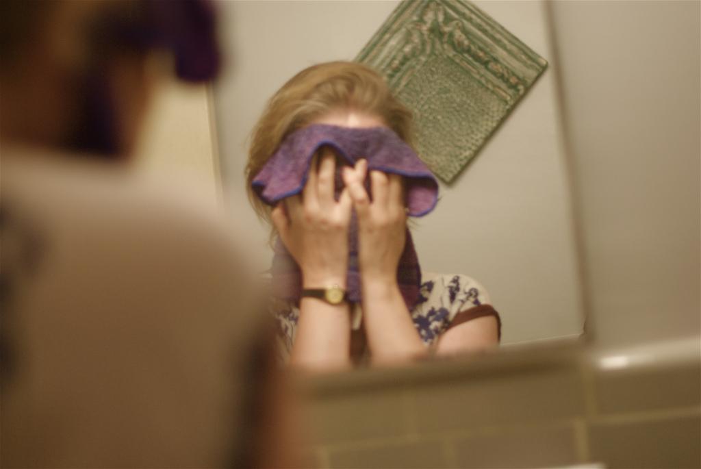 wash face photo
