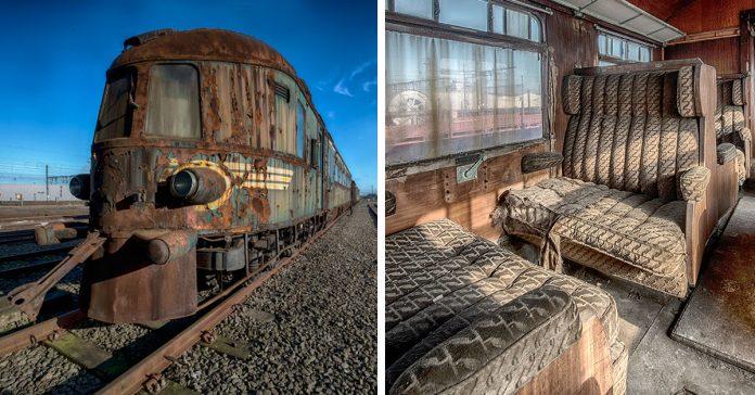 El increible Gran Oriente Express y su abandono nos recuerda los increíbles viajes de lujo del pasado banner