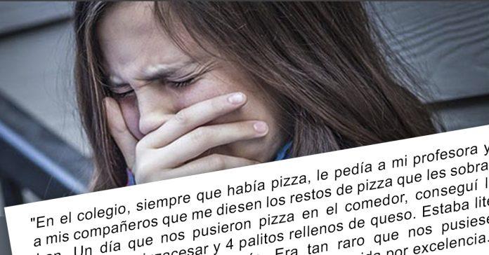 Niña pizza banner