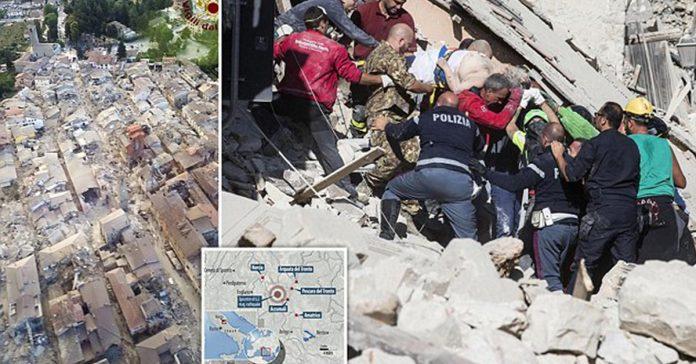 al menos 38 muertos y cuatro ciudades en ruinas por un terremoto en el centro de italia de magnitud 6 2 banner