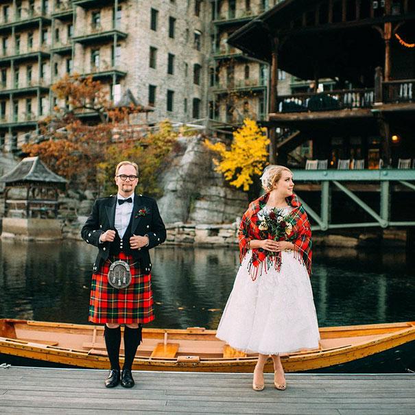 15 Trajes de boda tradicionales de las distintas partes del mundo que quieren copiarse