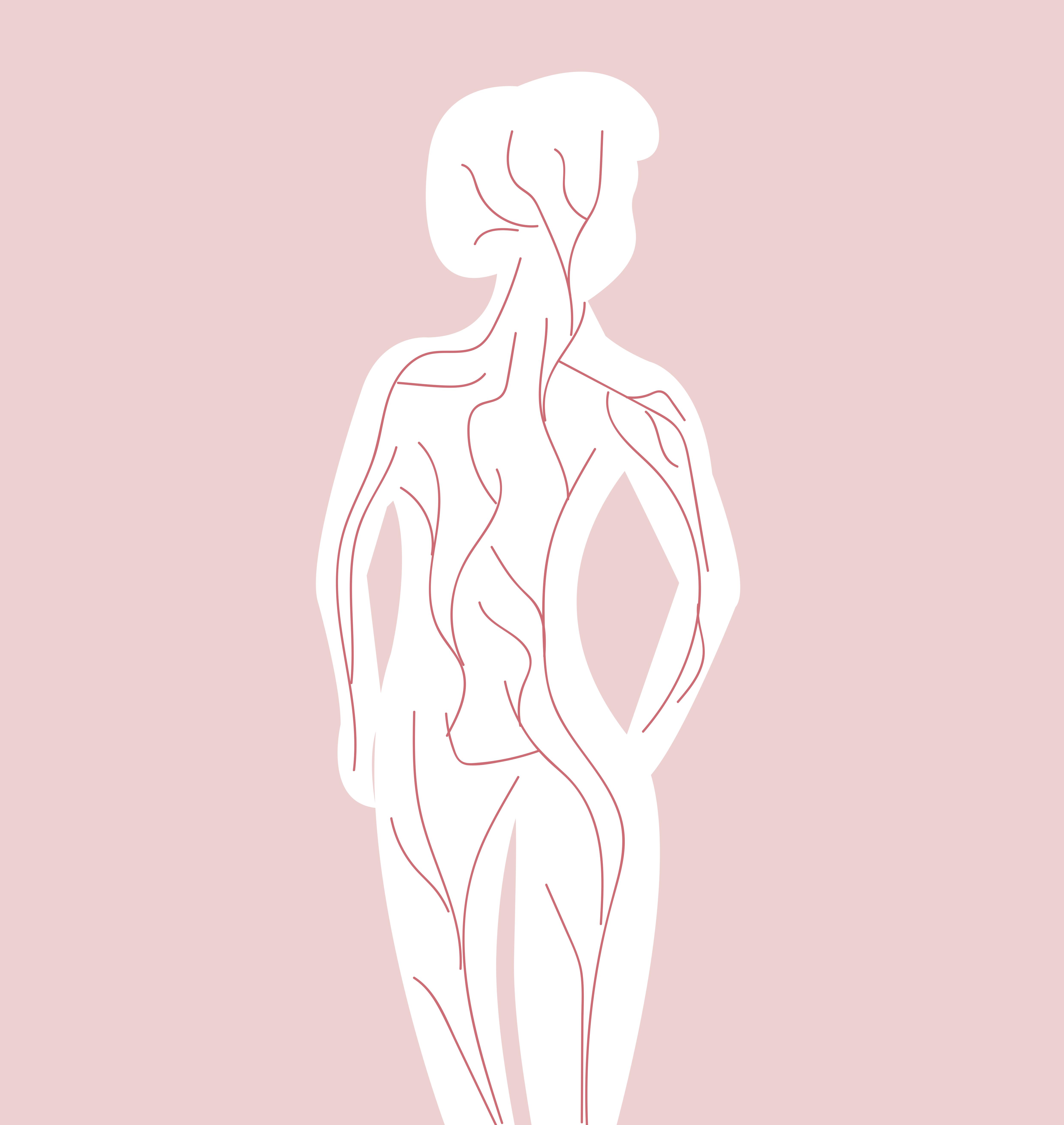 8 Cosas que le ocurren a tu cuerpo cuando llevas sujetador