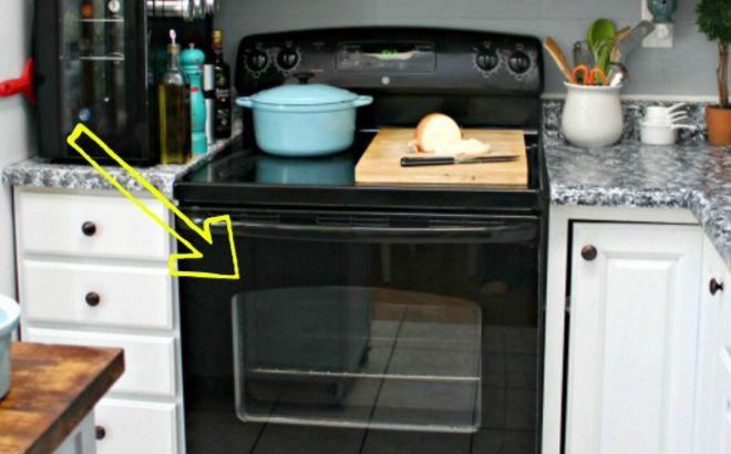 Te mostramos el truco definitivo para aprender a limpiar correctamente tu horno ¡Te va a encantar!