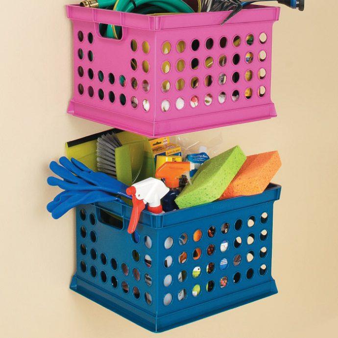 12 Cosas Que Puedes Hacer Con Cajas De Plástico Para Dejar A Cualquiera Pasmado