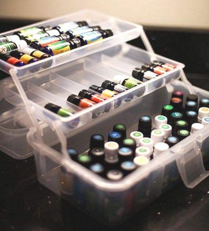 Descubre los múltiples usos que puedes dar a una simple caja de plástico