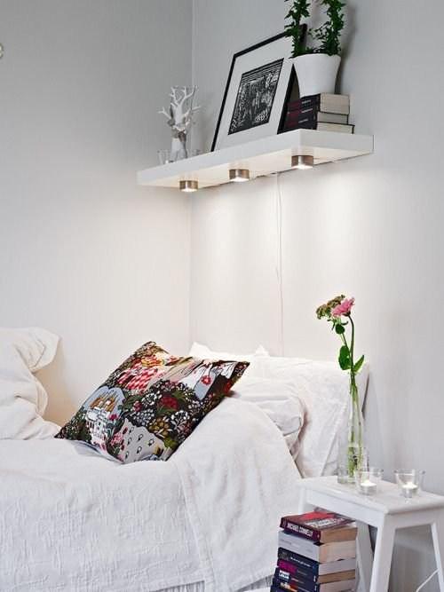 8 Increíbles trucos para aprovechar al máximo el espacio de tu dormitorio