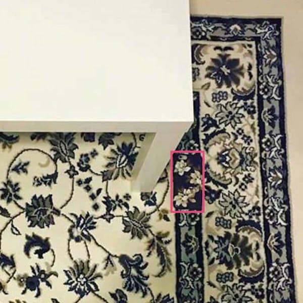 Una imagen pone patas arriba Internet al tratar de esconder un teléfono ninja