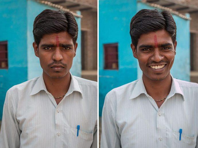 Estas imágenes cambiarán la forma en la que miras a los desconocidos