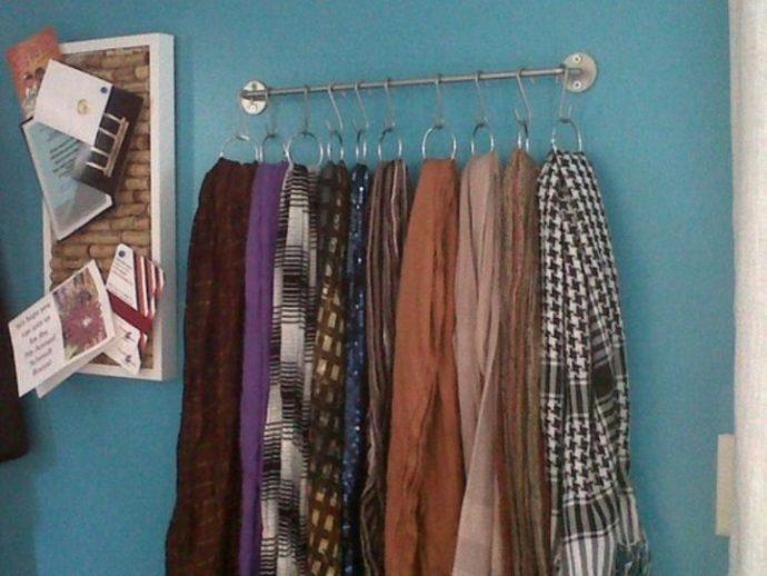 9 Ideas y formas en las que nunca pensaste para utilizar un toallero