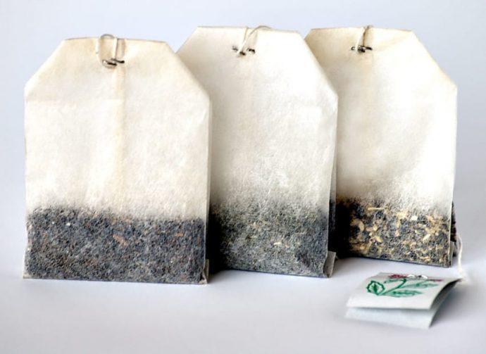 Mantén tu coche fresco de forma sencilla con las bolsitas de té