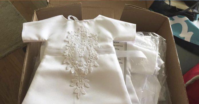 mira como esta novia transforma por completo su vestido de novia para darselo a los mas pequenos banner