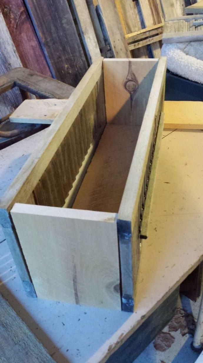 6 Increíbles formas de reciclar y transformar unas persianas de madera