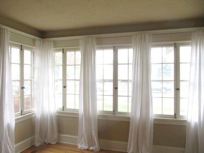 Puedes crear unas asombrosas cortinas para tu casa en sólo 5 minutos