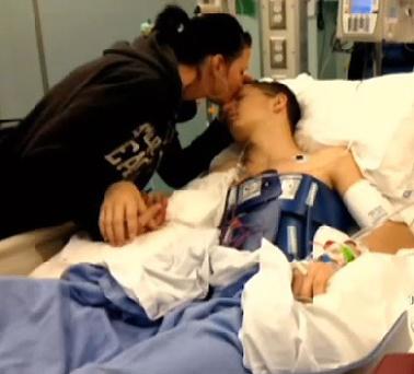 Un chico de 17 años fallece y regresa a la vida tras 20 minutos confesando lo ocurrido