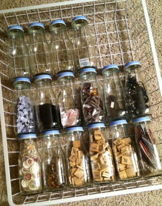11 Razones para guardar todas las botellas de cristal que encuentres