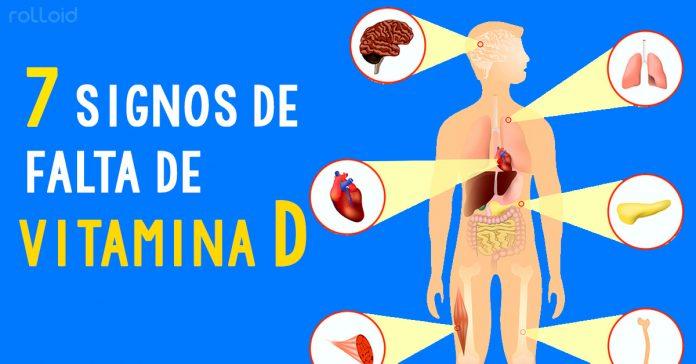 7 signos falta vitamina d en tu cuerpo