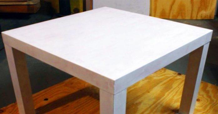 9 ideas para mejorar una simple y barata mesa de ikea banner