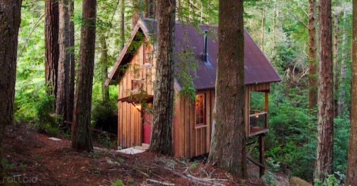 cabana madera airbnb