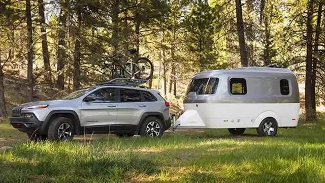 Un nuevo remolque pretende revolucionar la forma de ir de camping