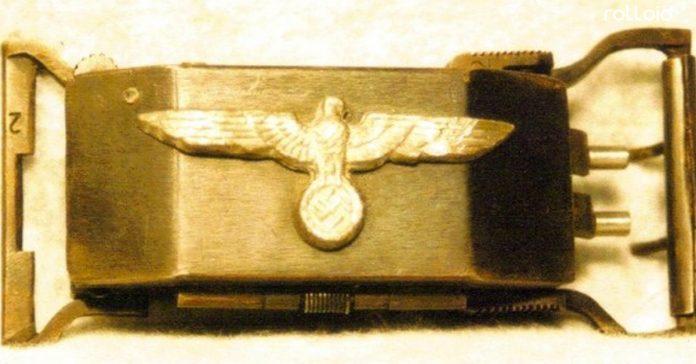 cinturon nazi ii guerra mundial arma