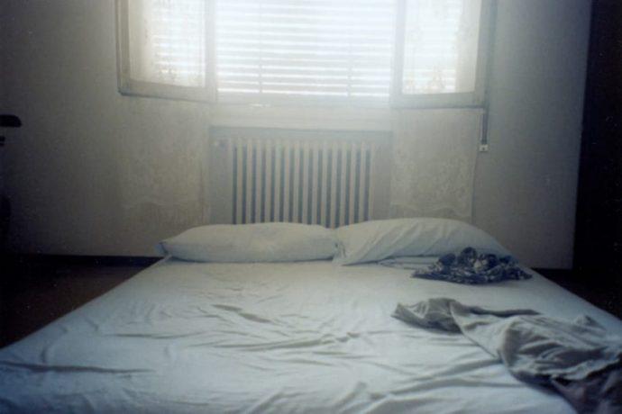 Una mujer publica fotos de su habitación para mostrar los efectos de la depresión