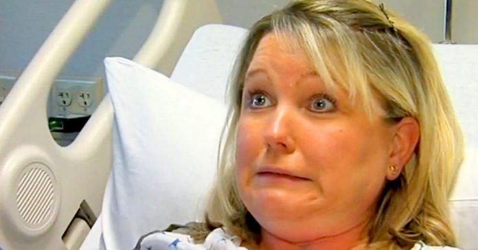 fue a hacerse una pedicura pero dias despues su medico tenia terribles noticias para ella banner