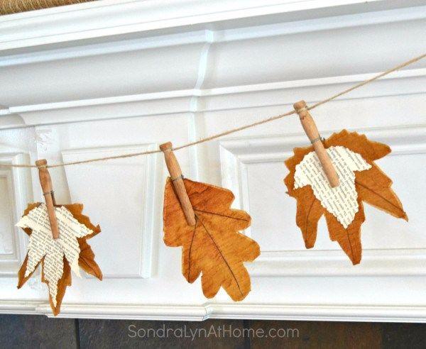 Estos 5 proyectos de decoración harán que tu casa luzca mucho más bonita en otoño