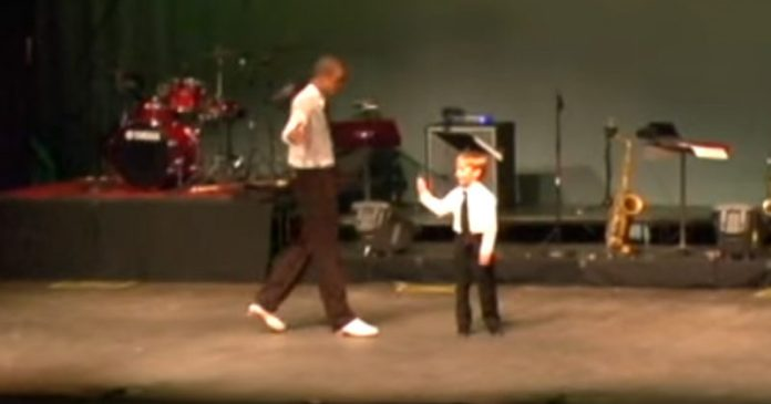 tap dancing boy prodigy featured