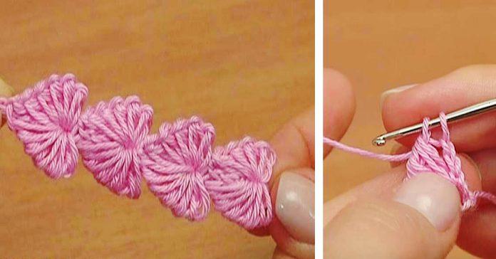 tecnicas crochet tejer
